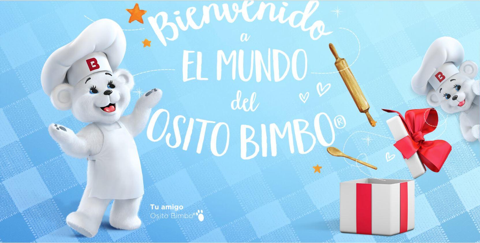 Promoción El Mundo Del Osito Bimbo 2020 Registra El Código Y Canjea Premios En Elmundodelositobimbo Com Promochollos