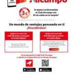 Folleto Club Alcampo del 27 de mayo al 9 de junio 2021