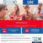 Folleto Carrefour Ganísimas de Verano 22 al 28 de julio 2021