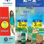 Folleto Carrefour 2x1 del 16 al 28 de julio 2021