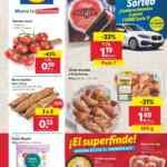 Folleto Lidl ofertas 8 al 14 de julio 2021