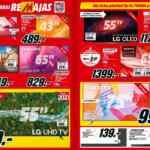 Folleto MediaMarkt Remajas hasta el 7 de julio 2021
