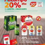 Folleto Club Alcampo 17 al 30 de agosto 2021