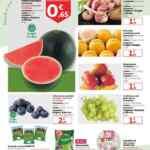 Folleto Alcampo Verano con Sabor a Fruta 18 al 31 de agosto 2021