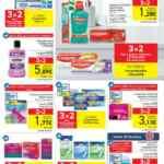 Folleto Carrefour 3x2 del 26 de agosto al 9 de septiembre 2021