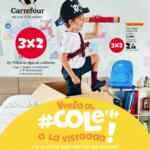 Folleto Carrefour Vuelta al Cole 3 al 16 de agosto 2021