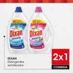 Ofertas Eroski 2x1 en pañales, detergentes y más del 13 al 24 de agosto 2021