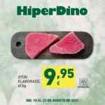Ofertas HiperDino del 10 al 23 de agosto 2021
