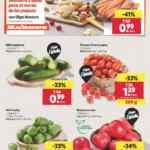 Folleto Lidl Alimentación 2 al 8 de septiembre 2021
