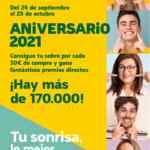 Folleto HiperDino Aniversario 2021 del 24 de septiembre al 25 de octubre