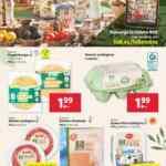 Folleto Lidl Alimentación 30 de septiembre al 6 de octubre 2021