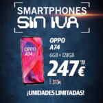 Phone House: smartphones seleccionados sin IVA