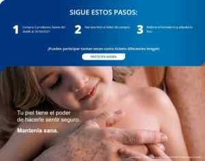 Promoción Me Cuido con Sanex: Introduce tu ticket y gana premios de 200€ en mecuidoconsanex.com
