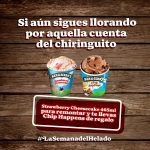 Promo Telepizza Semana del Helado: compra un helado Ben & Jerrys y llévate otro GRATIS
