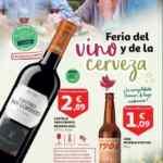 Folleto Alcampo Feria del Vino y la Cerveza 8 al 24 de octubre 2021